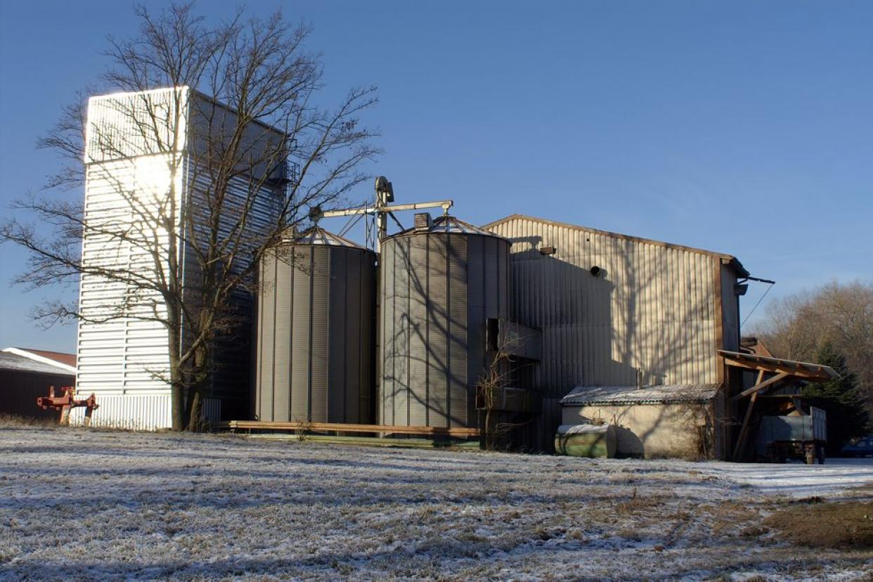 """The """"Dachswanger Mühle"""" is our partner for the gathering, cleansing, storage and supply of soybeans in our region."""