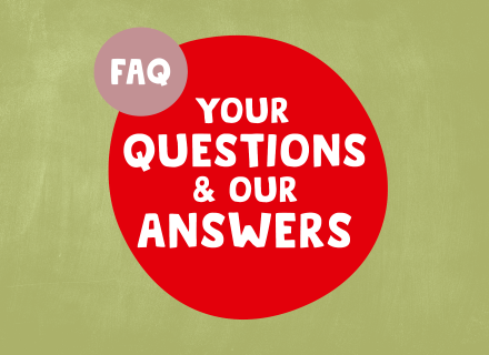Your questions & our answers
