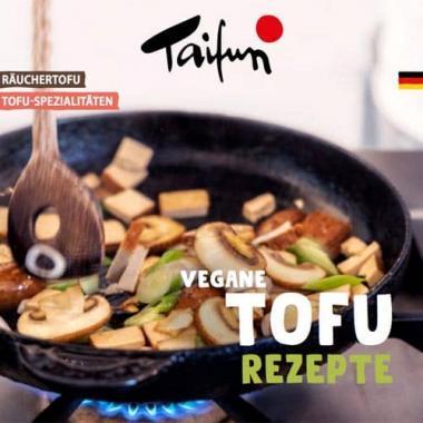 Rezeptheft Räuchertofu & Tofu-Spezialitäten